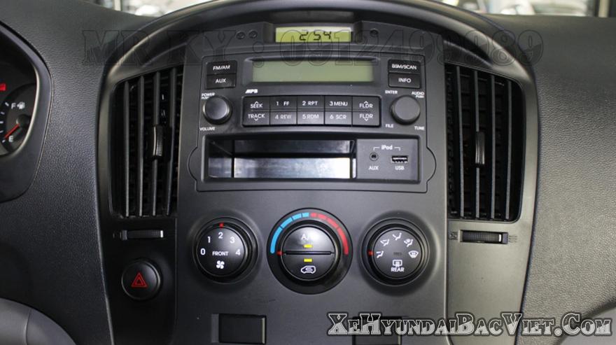 Xe Đông Lạnh Hyundai Starex