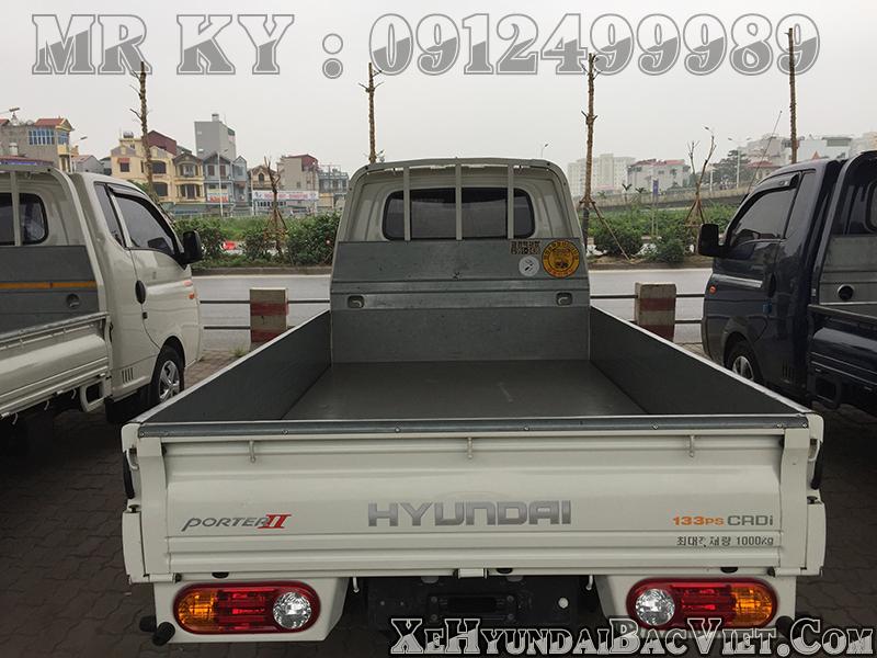 Mua Xe Tải 1 Tấn Cũ Hyundai Porter II Cabin Kép ( Hi-Supper ) [xehyundaibacviet.com] (15)