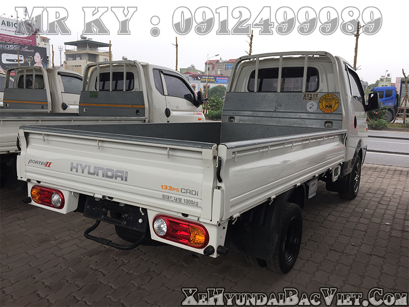 Mua Xe Tải 1 Tấn Cũ Hyundai Porter II Cabin Kép ( Hi-Supper ) [xehyundaibacviet.com] (4)