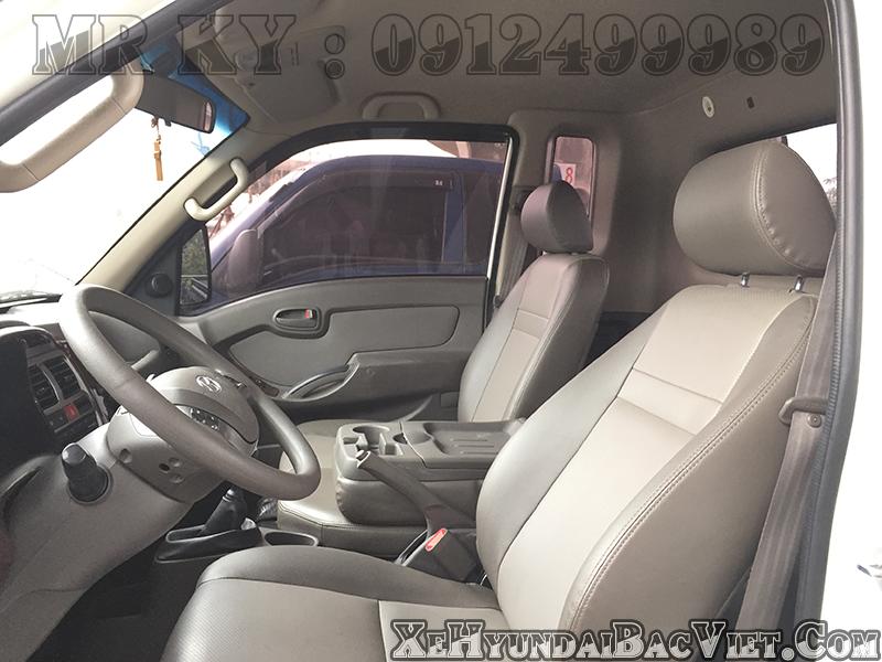 Mua Xe Tải 1 Tấn Cũ Hyundai Porter II Cabin Kép ( Hi-Supper ) [xehyundaibacviet.com] (9)
