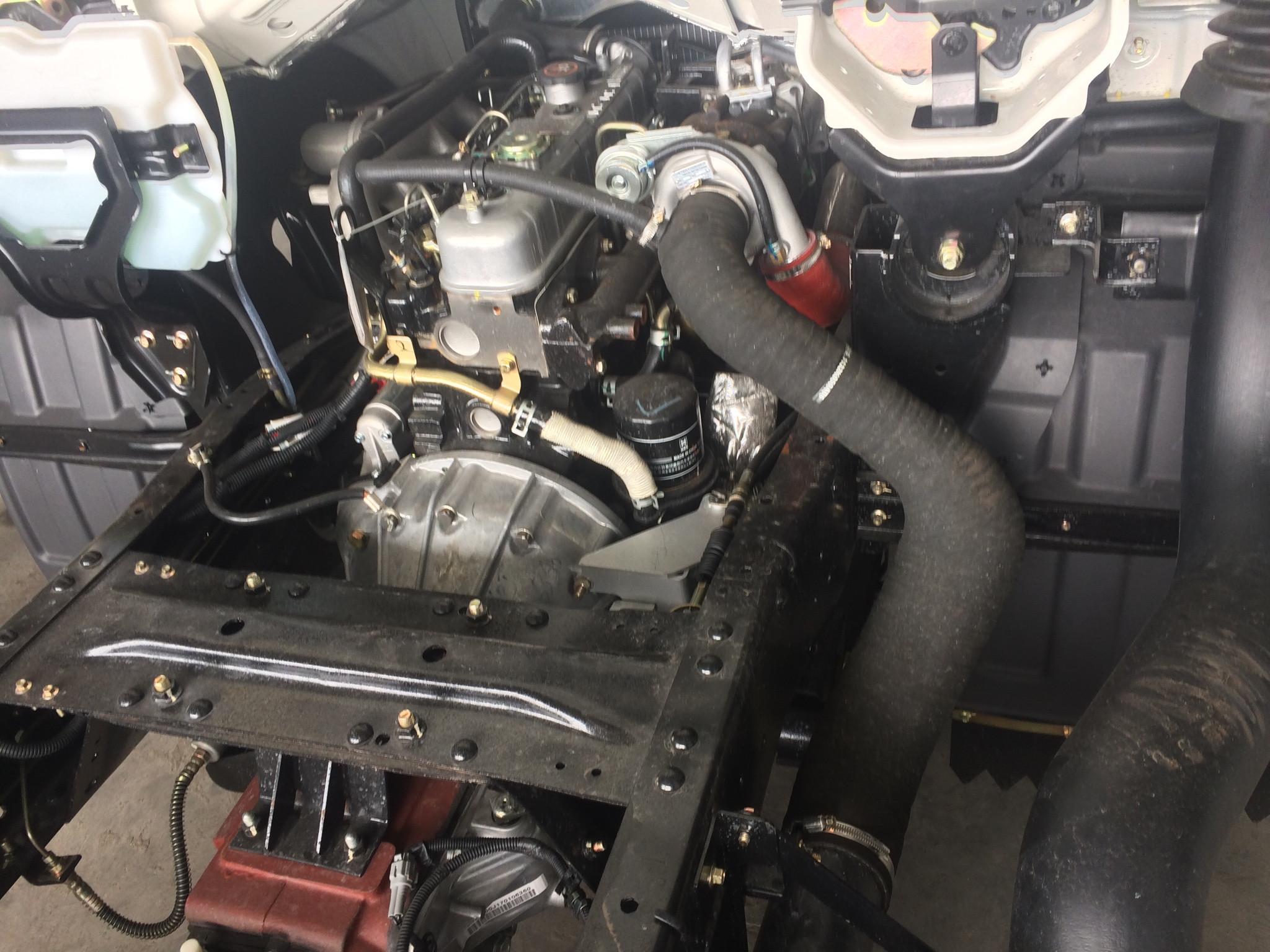 Động Cơ Hyundai [ Daehan Tera 240S ]1